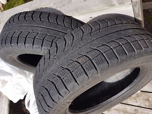 195/65R15 - WINTER TIRES - Michelin Tubeless Radial X