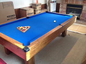 Pool Table Moving and Servicing