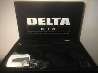 PS3+PS4+XBOX ONE+WII U-DELTA SIX-NEW KIND CONTROLLER (NEUF/NEW)
