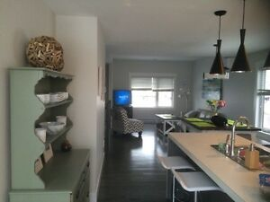 New town house for rent in Dieppe