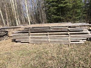 Clear unused Lumber
