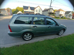 2004 Ford Focus Wagon- Runs great and ready to go!