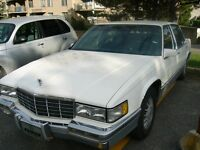 1991 Cadillac DeVille Berline ***ONLY 59800KM****