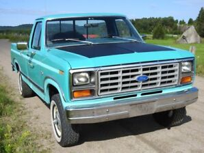 1983 Ford F-150 4x4