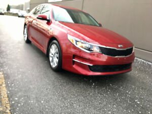 2016 KIA OPTIMA LX RED 66k