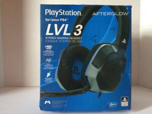PDP Afterglow LVL 3 Stereo Headset for PS4
