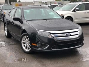 2012 Ford Fusion SEL AWD 6 Cyl., FINANCEMENT MAISON