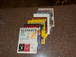 Vintage - The Best From Playboy (#1,2,3,4,5,7,8) (1964 to 1975)