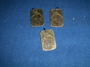 3 VINTAGE BASEBALL MEDALLIONS-SOLID PEWTER-SPORTS-COLLECTIBLE!
