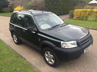 Land Rover Freelander 2.0 Td4 ES CHEAP 4X4 + 12 MONTHS MOT