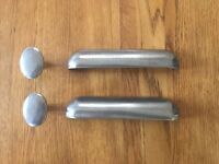 Kitchen handles - knobs and cup handles