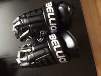 "Rebellion Hockey Gloves 15.5 "" BRAND NEW"