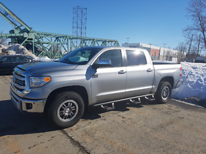 2014 Toyota Tundra platinum 1794cuire Camionnette