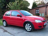 2005 Vauxhall Corsa 1.2i 16v Breeze 3dr
