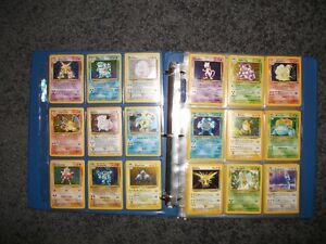 Huge collection Pokemon Cards Base Set EX,s Promo See Pics