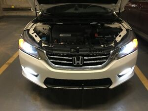 High Low Beam Fog Light Replacement HID LED Bulbs from Amazon
