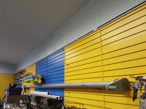 Rouleau de toile solaire pour piscine 24 pieds