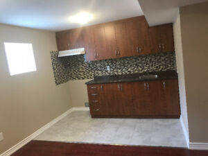Brand new basement for rent from Sep 1st (647-401-9991)