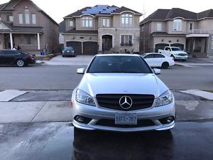 2010 Mercedes Benz c250 4 matic