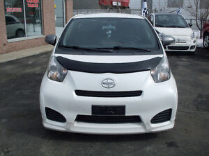 2012 Scion iQ coupe Coupe (3 door)