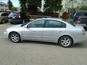 Nisan Altima 2006 low mileage