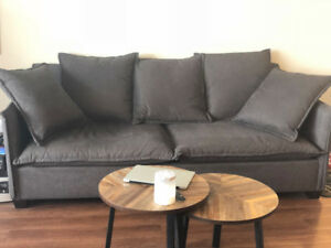 Structube Lucile Couch in amazing condition