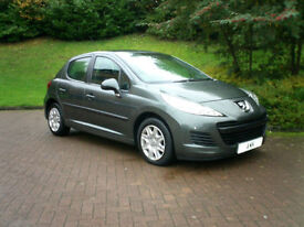 Peugeot 207 1.4 5 Door Hatchback Selection Available From £2995