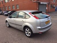 Ford Focus 2006 petrol full-service history 1.6 automatic low mileage