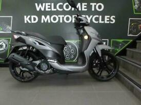 Sym Symphony SR 125cc big wheel automatic learner legal moped scooter bike