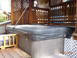 Clarity Hot Tub for Sale Reduced To $4500.00