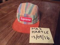 Supreme Pastoral 5 panel - rare - vintage - hat/cap