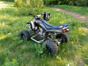 Trade a 2008 ltz 400 for 4 stroke 250 dirtbike