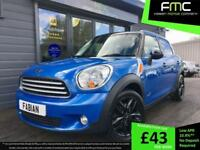 2012 Mini Countryman Cooper D ALL4 1.6TD ( 112bhp ) **Heated Seats - 4x4 - FSH**