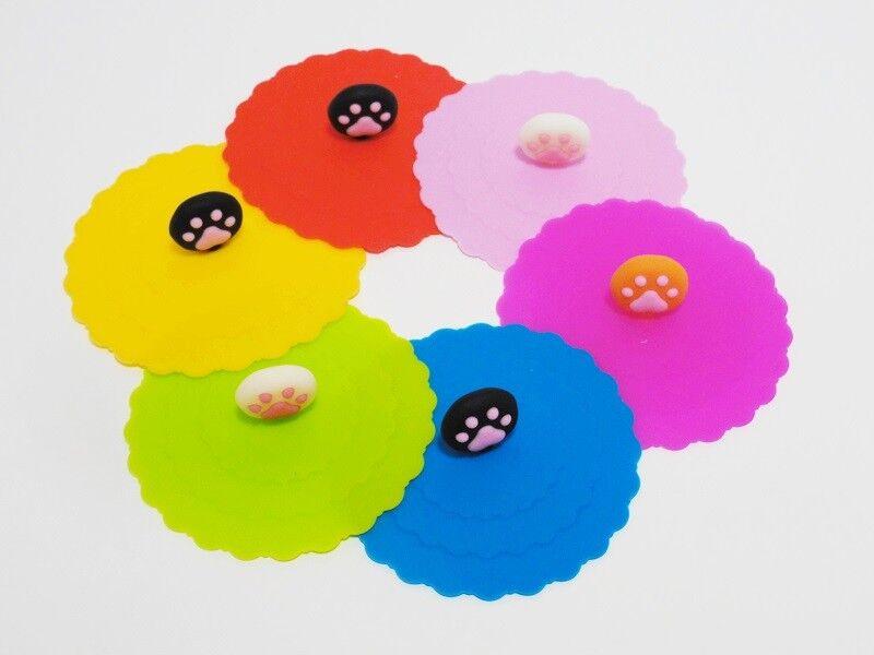 Dosendeckel für Hundefutter / Katzenfutter - Silikon luftdicht - mehrere Farben