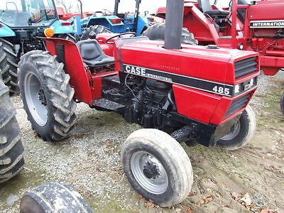 Case Ih Tractors 385 485 585 685 885 Diesel Shop Service Repair Manual Workshop