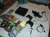 XBOX 360 250GB/Go *BIG DEAL+COMPLETE+GAMES+KINNECT