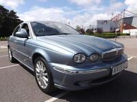 Jaguar X-TYPE 2.5 V6 2005 SE 85000 MILES
