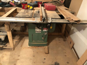 "General 350-1  10""; Table Saw"