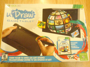 Udraw - Gametablet with Udraw Studio: Instant Artist - Xbox 360