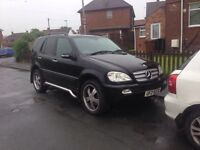 Mercedes ml270 cdi bargain
