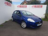2006 56 FIAT PUNTO 1.2 ACTIVE. FULL MOT. IDEAL FIRST CAR. LOW INSURANCE