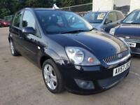 2007 FORD FIESTA 1.25 ZETEC CLIMATE 5 DOOR MANUAL 85K FULL FORD HISTORY