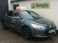 2015 Citroen DS4 1.6 e-HDi Airdream DStyle 5dr Hatchback Diesel Manual