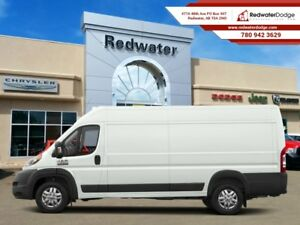 2017 Ram ProMaster   - Navigation - Heated Seat - $307.27 B/W