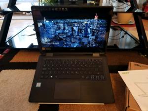 Acer Spin 5 Intel i5 7th Gen. 8GB DDR4 RAM 256GB SSD