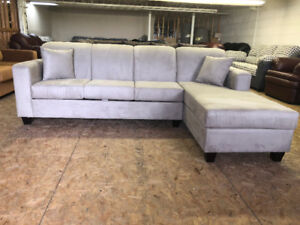 BRAND NEW CANADIAN MADE CONDO SECTIONAL