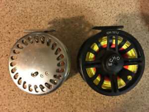 Fly Fishing Reel Echo Ion 10/12