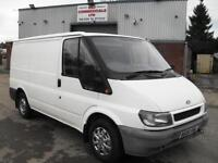 2006 FORD TRANSIT T280,85PS SWB LOW ROOF VAN, NO VAT, P/X TO CLEAR!!