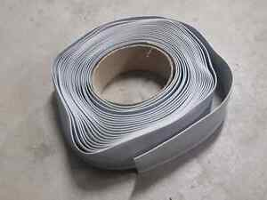 """2 rolls Commercial Rubber Base (4"""") - open box (never used)"""