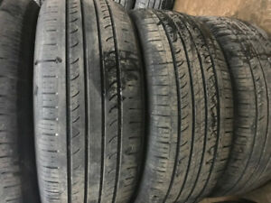 4 All season tires 205/55r 16 Hankook Optimo